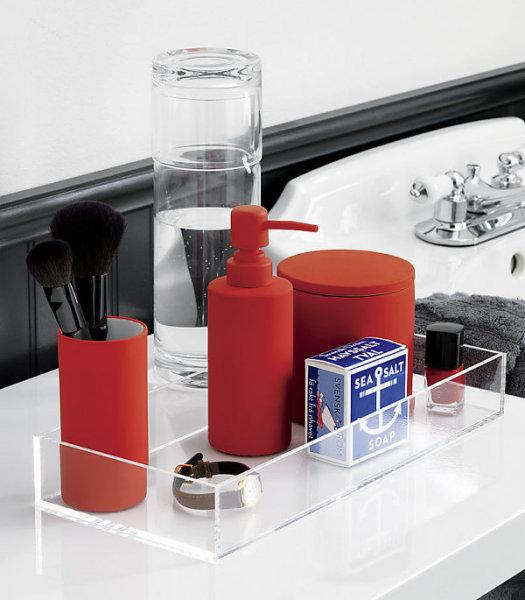 Стильные аксессуары для ванной комнаты от  CB2.
