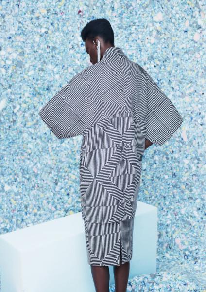 Стильный костюм из новой коллекции модной марки KISUA.
