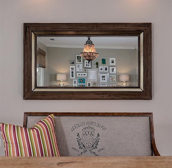 Современный дизайн гостиной от Kerrie L. Kelly.