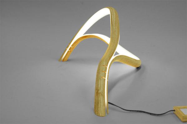 Оригинальный дизайн светильника от John Procario.