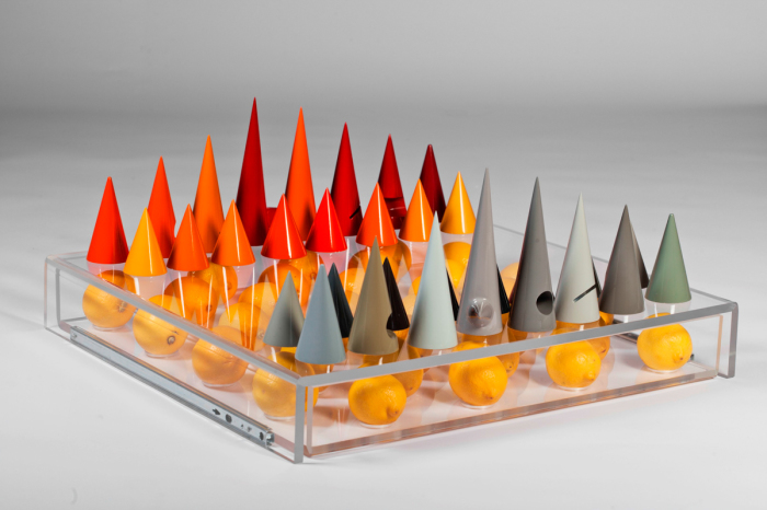 Необычные шахмат от дизайн-студии XYZ Integrated Architecture.