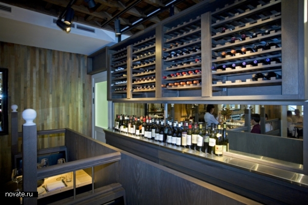 Pесторан-бар Saxon + Parole