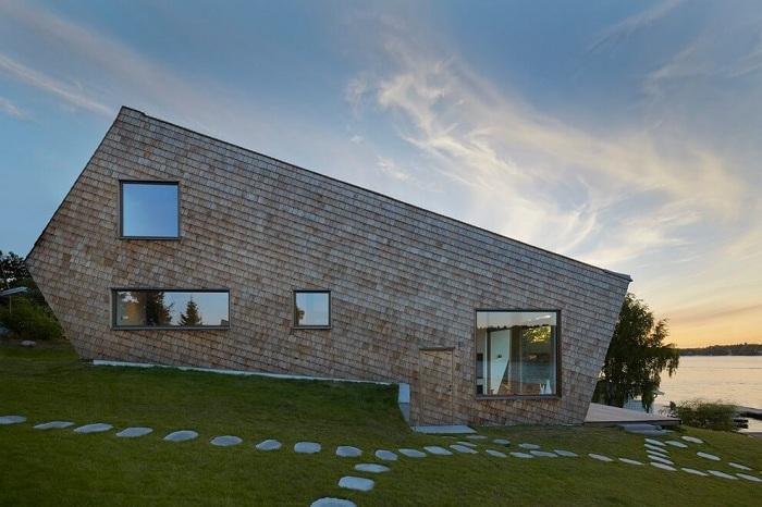Проект архитекторской фирмы Trigueiros Architecture.