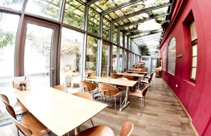 Hostel Celicа. Ресторан.