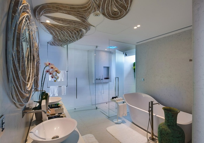 Iniala Beach House. Ванная комната.