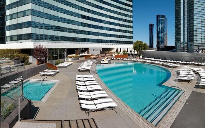 Vdara Hotel & Spa.