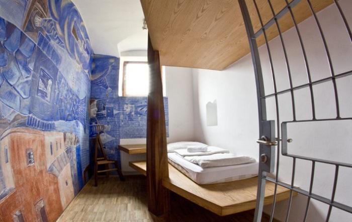 Hostel Celica - хостел, номера которого являются бывшими камерами для заключенных.