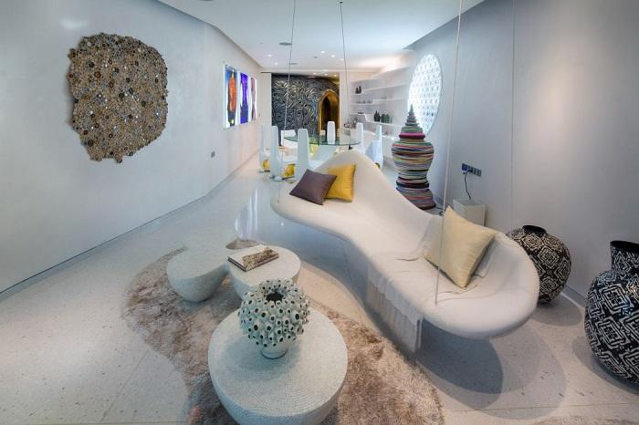 Комната отдыха в комплексе Iniala Beach House.