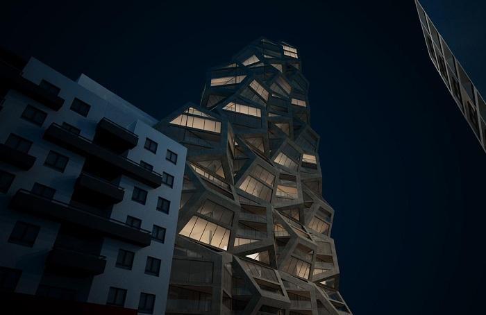 Проект архитектурной фирмы Tammo Prinz Architects.