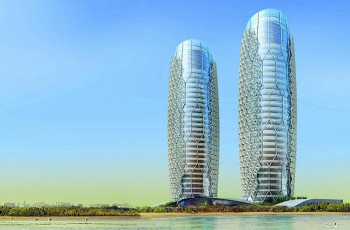 Проект архитектурной компании Aedas Architecture.