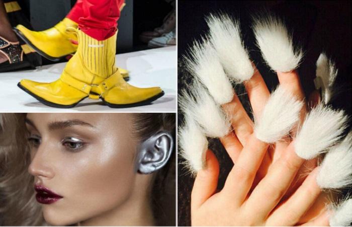 Абсурдные модные тренды, которые вызывают только вопросы.