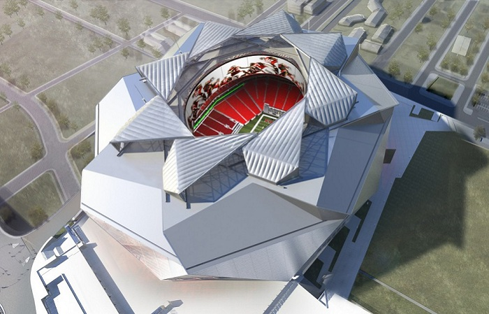 Atlanta Falcons stadium69