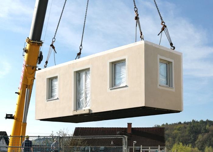 Модулі доставляються вже з вбудованими комунікаціями.