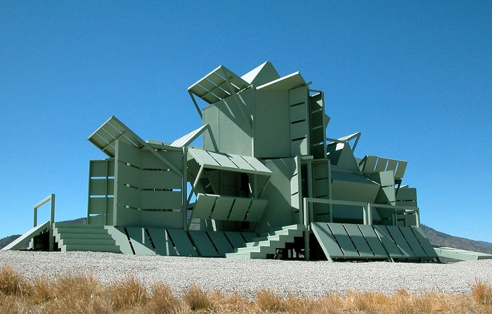 M-House - дом-трансформер.