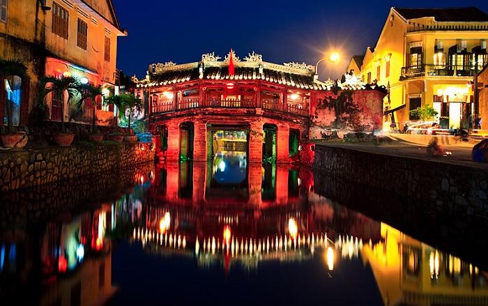 Hoi An, Вьетнам.