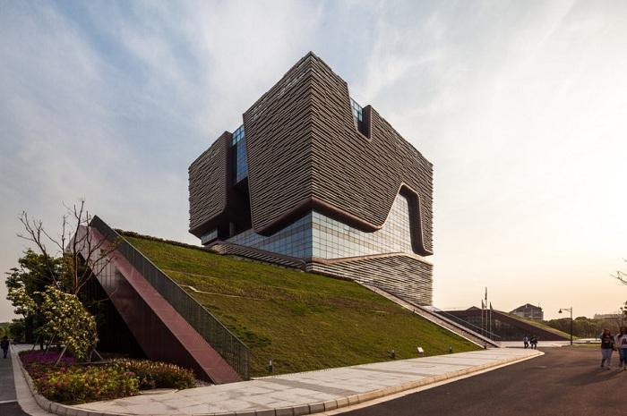 Liverpool University Building (Suzhou, China).