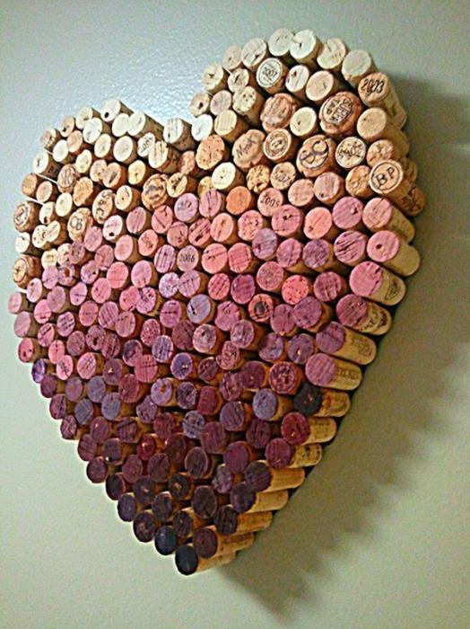 Сердце. Элемент декора. | Фото: haokoo.com.