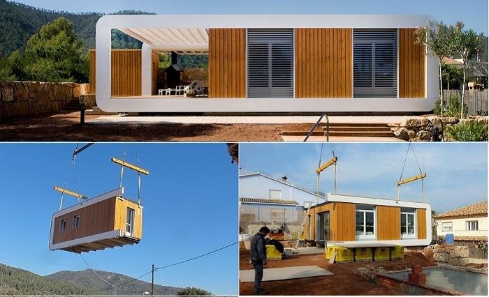 3.0 - экологически чистый дом.