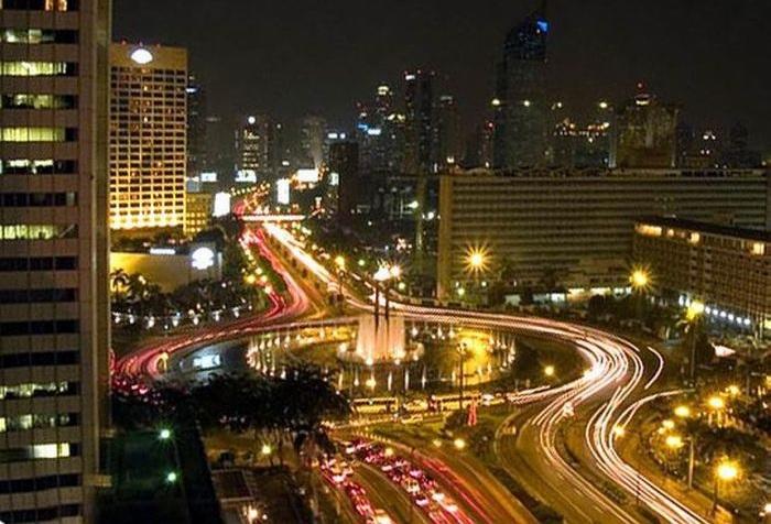 Джакарта. 2005 год.