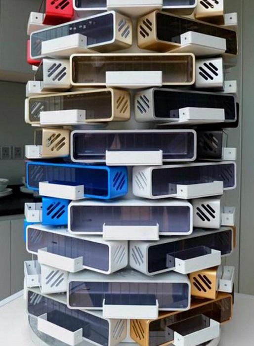 Модульная многоэтажка.