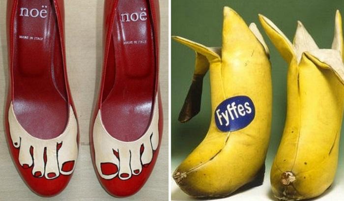 Обувь, от вида которой становится плохо.