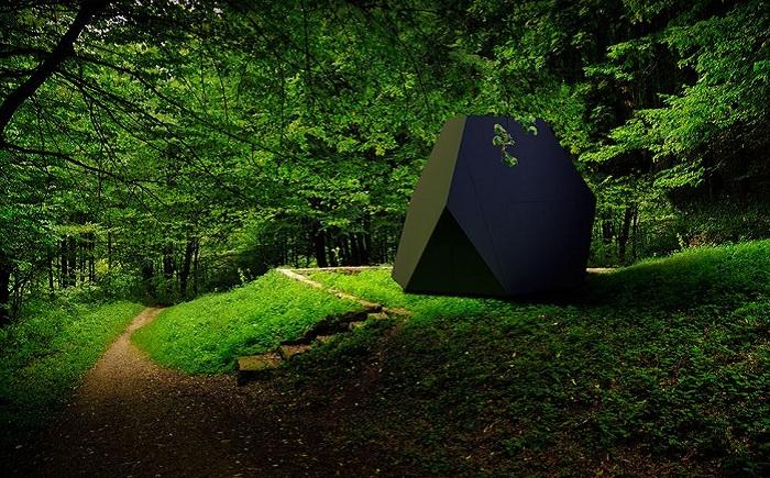 Tetra Shed- раскладной офис-палатка.