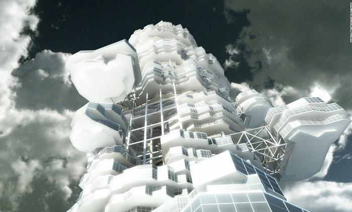 Архитекторский проект фирмы Union of Architects of Kazakhstan