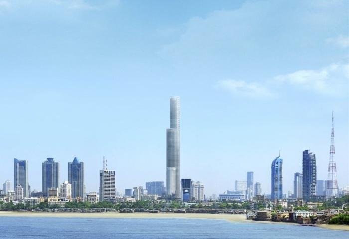 Башня World One в скором времени станет самым высоким жилым домом на планете.