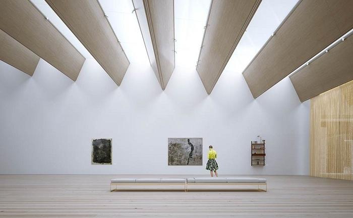 Guggenheim Helsinki Museum. Концепт.