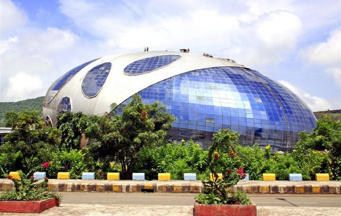 Infosys Building (Индия).
