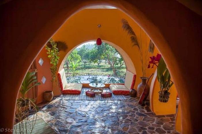 Mango - домик площадью 46 кв. метров.