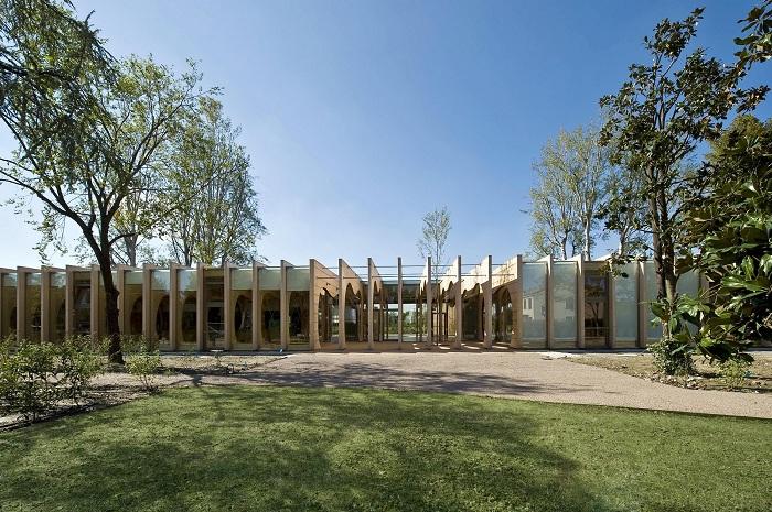 Проект архитектурного бюро Mario Cucinella Architects.