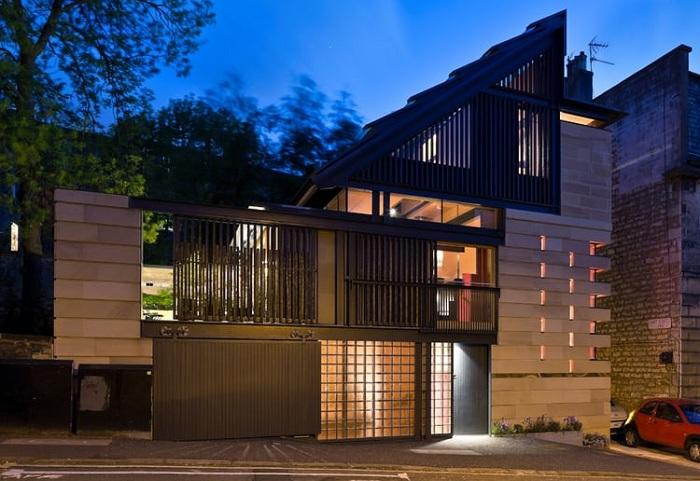 Murphy House - дом-трансформер в Эдинбурге.