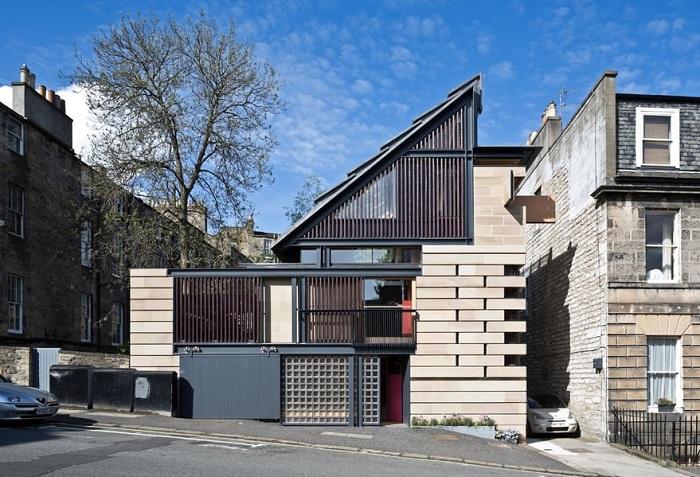 Murphy House - лучший дом 2016 года в Великобритании.