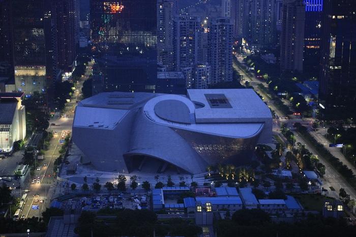MOCAPE - музей современного искусства.