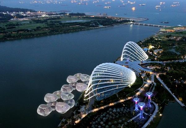 Проект фирмы SPARK Architects.