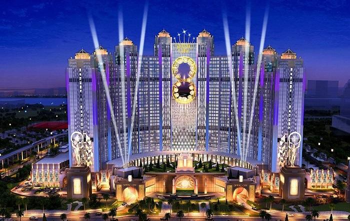 Studio City Macao - масштабный развлекательный комплекс в Макао (Китай).