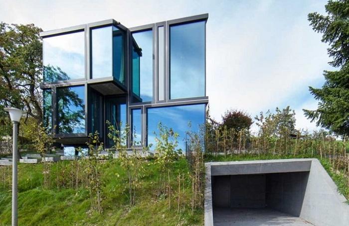 Архитектурный проект студии L3P Architekten.