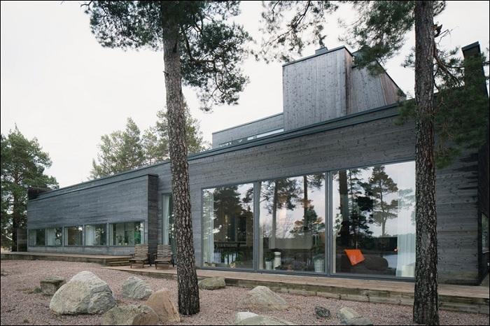 Проект архитектурной студии Gabriel Minguez.