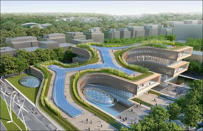 «Citta-della-Scienza» - проект строительства городской экосистемы.