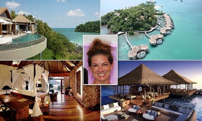 Женщина купила остров всего за 15000 дол. и стала миллионершей.