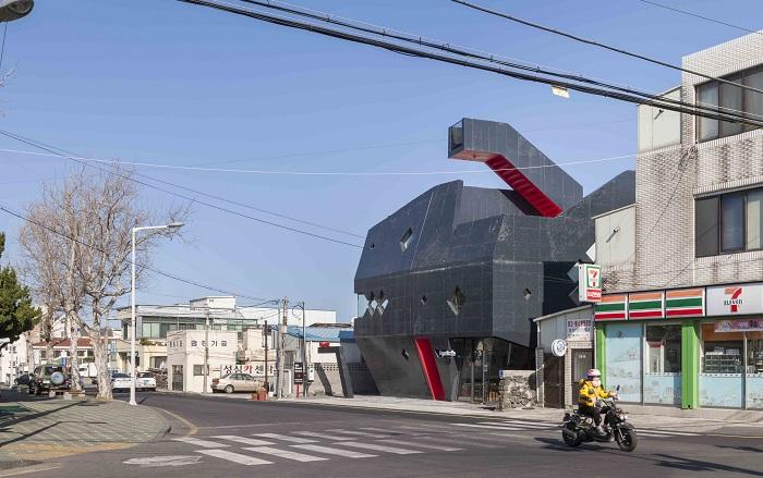 Проект архитектурной фирмы Moon Hoon.