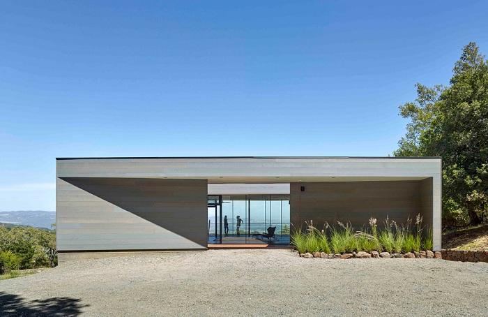Архитекторский проект от фирмы Schwartz and Architecture.