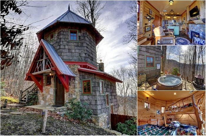 Очаровательный домик площадью 78 кв. метров.