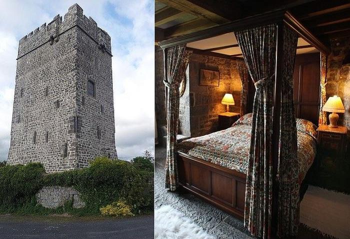 Ballyhannon Castle.