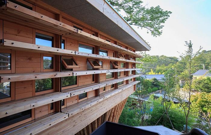 Проект японской архитектурной фирмы Life Style Koubou.