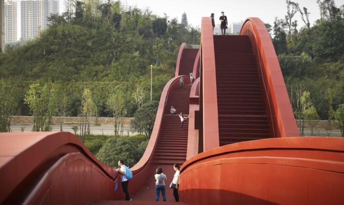 Архитекторский проект компании NEXT Architects.