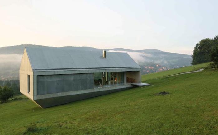 Архитекторский проект фирмы KWK Promes.