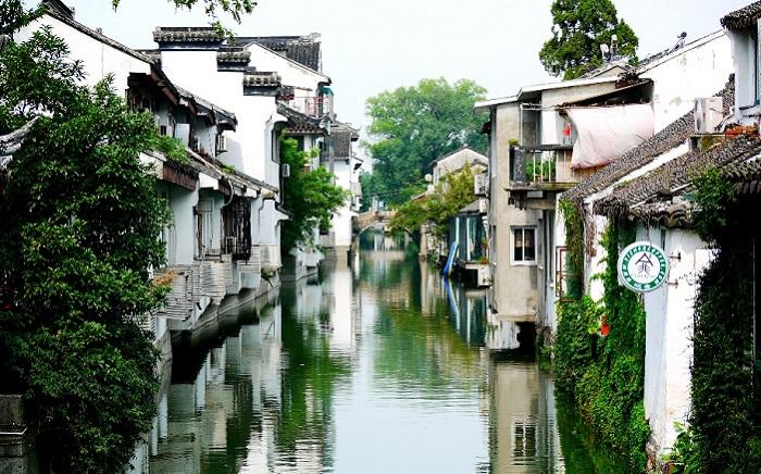 Сучжоу - «Восточная Венеция».
