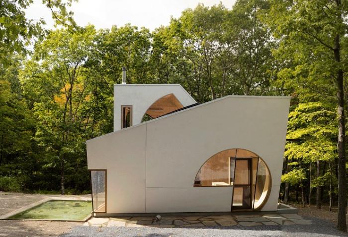 Проект архитектора Steven Holl.